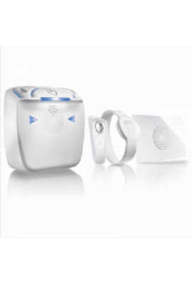 Somfy lecteur badge serrure connectée Bluetooth RFID (so 2401399)