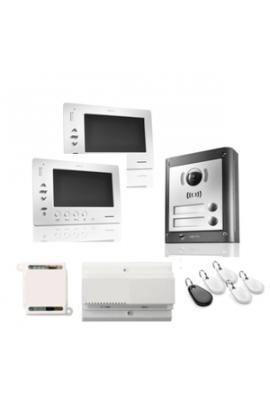 Somfy kit Premium io portier vidéo 2 installat Vsystempro (so 1841228)