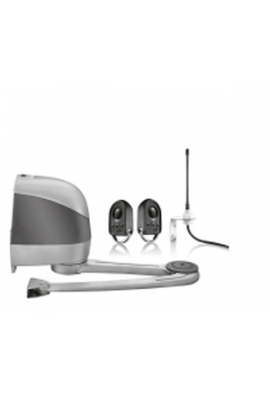 Somfy axovia 220 B RTS pack 1 vantail gris (so 1216504)