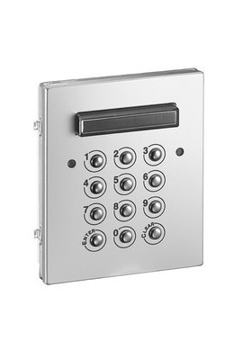 Somfy Module extérieur clavier à code pour Vsystempro (so 1841220)