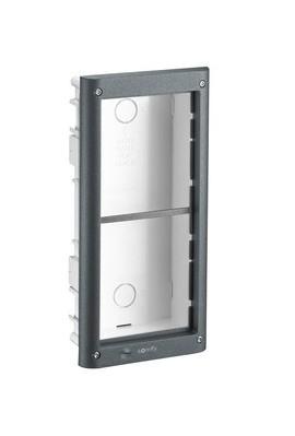 Somfy Support extérieur encastré 2 modules Vsystempro (so 9020024)