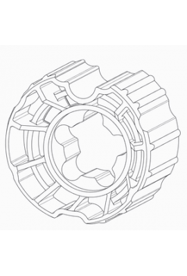 Somfy roue moteur diam.60 tube rollerbat 80 (so 9019558)
