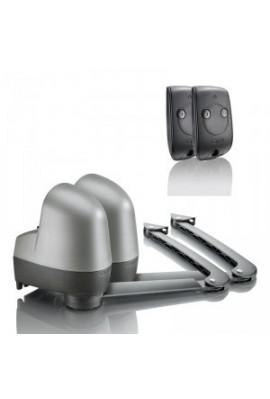 Somfy SGA 4100 pack moteur de portail (so 2400853) Moteur à bras pour portails battants jusqu'à 150 kg et 1,80 m de large par va