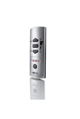 Somfy Télécommande 5 canaux pour prises et douilles (so 2401097)