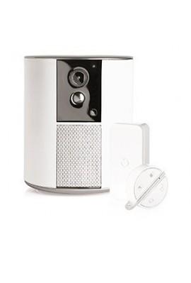 Somfy One Plus (so 2401493) alarme connectée avec batterie de secours et stockage en local tout-en-un, idéal pour un appartement