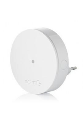 Somfy relais radio Protect (so 2401495) permet d'étendre la couverture radio entre tous les périphériques du système de sécurité