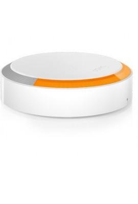 Somfy Sirène extérieure gamme Protect (so 2401491) déclenche une alarme puissante de 112 dB et un flash lumineux - compatibilité