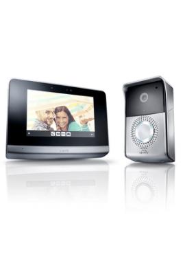 Somfy Visiophone V500 RTS Plug and Play noir (so 2401446)