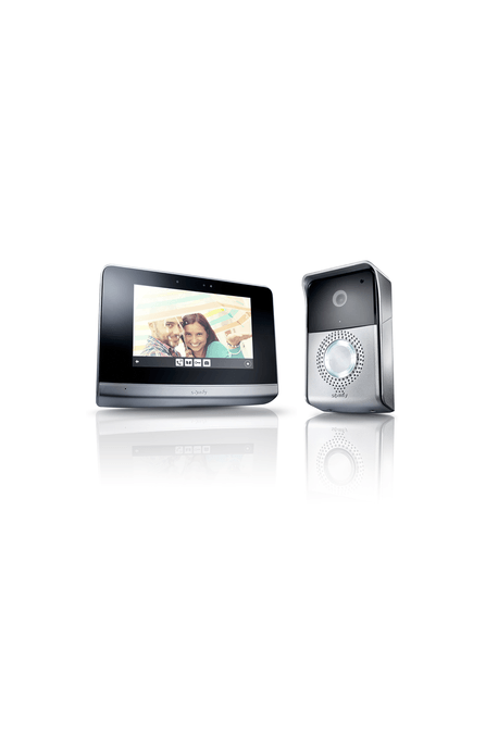 Somfy Visiophone V500 Plug and Play noir (so 2401446)