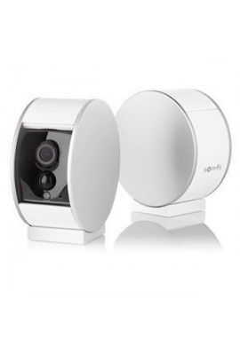 Somfy alarme : caméra de surveillance indoor Protect (so 2401507)