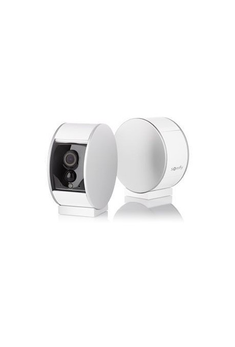Somfy alarme : caméra de surveillance indoor Protect (so 2401507)
