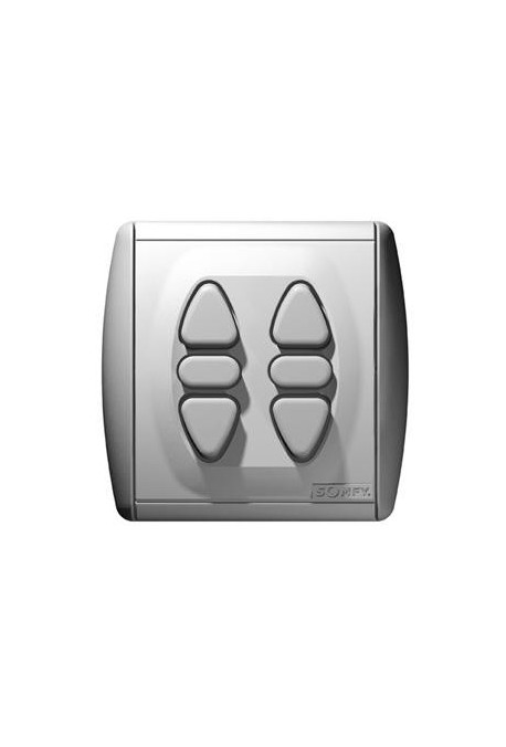 Somfy double Inverseur position fixe Inis Inteo Duo (so 1800026)