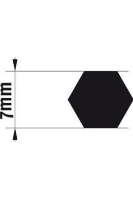 Somfy adaptateur axe J4 7 mm hexa (so 9014164)