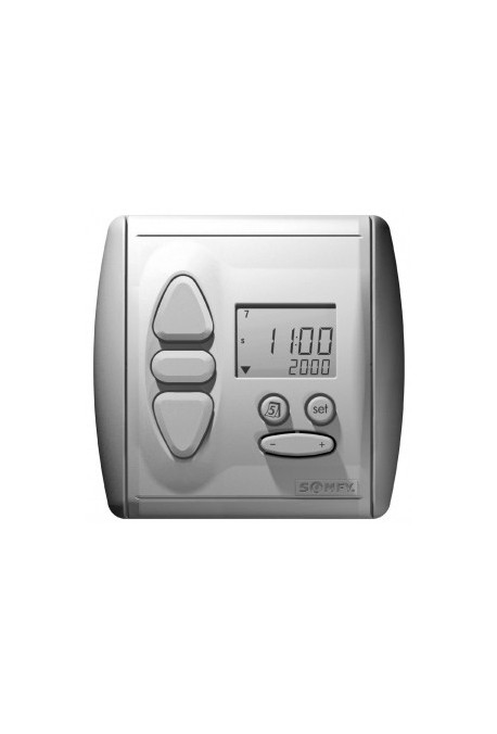 Somfy Horloge chronis IB (so 1805024)