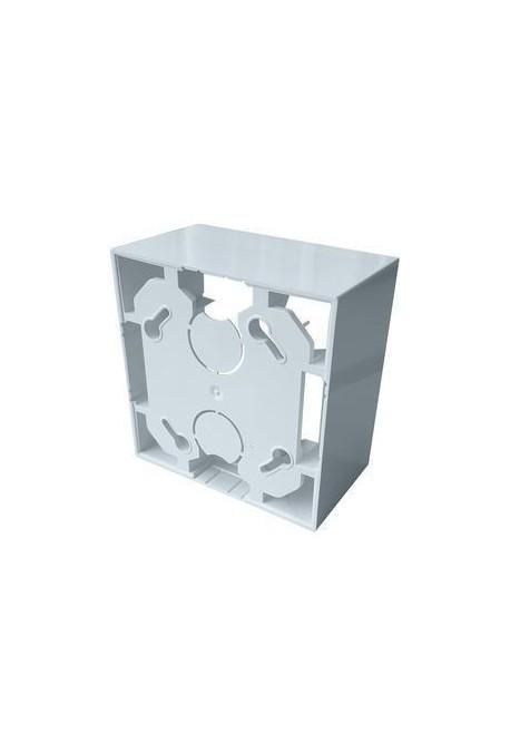 Somfy (x10) boîtier blanc Smoove montage en saillie (so 9019972)