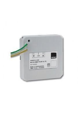 Somfy micro-émetteur d'éclairage RTS (so 2008518) compatible avec tous les inverseurs du marché, permet de multiplier à souhait
