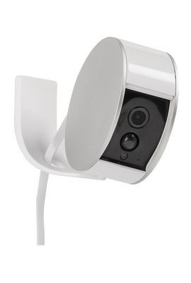 Somfy alarme : support de caméra de surveillance intérieure Sécurity (so 2401496) s'oriente grâce à la tête rotative