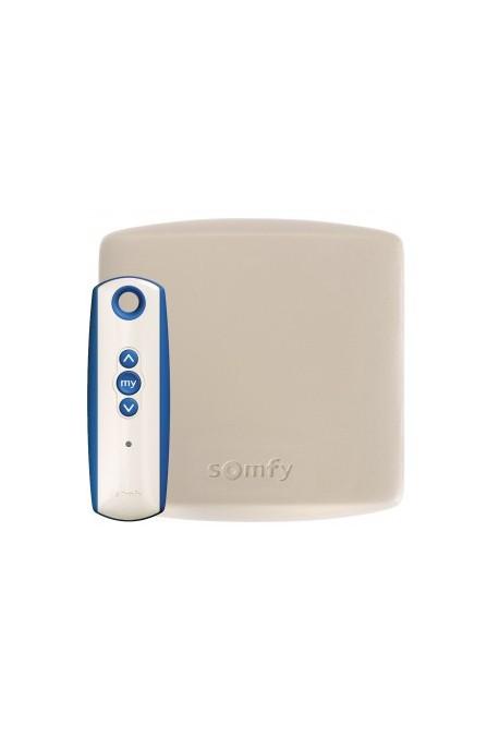 Somfy emetteur bouton commande sans fil pour volet roulant neuf ref 1810090 RTS