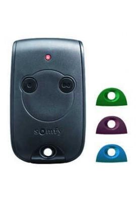 Somfy télécommande Keytis 2 RTS (so 1841026)