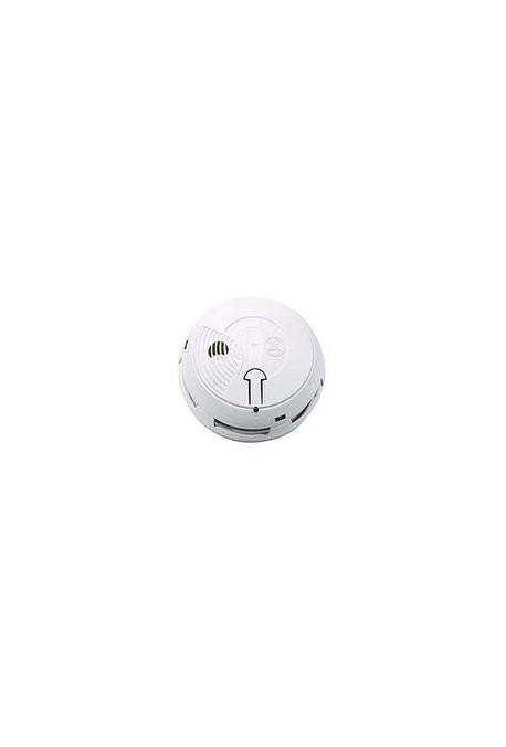 Somfy détecteur de fumée (so 2400443) obligatoire depuis mars 2015, compatible alarme Protexiom, Protexial RTS/IO, TaHoma