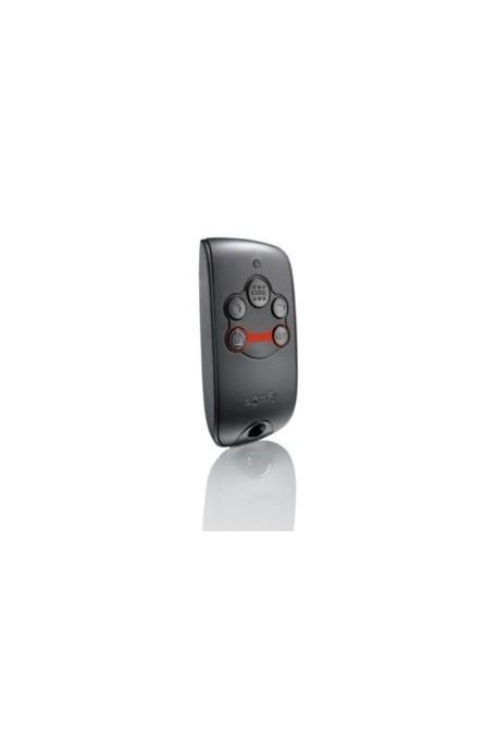 Somfy alarme : Télécommande multi-application RTS (so 2400660) En plus de l?alarme protexiom, protexial rts/io, elle commande à