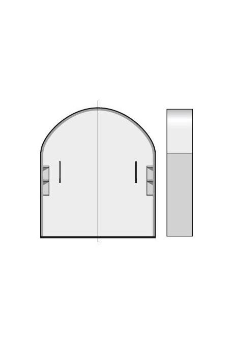Somfy Cache de propreté pour supports équerres (so 9002519)