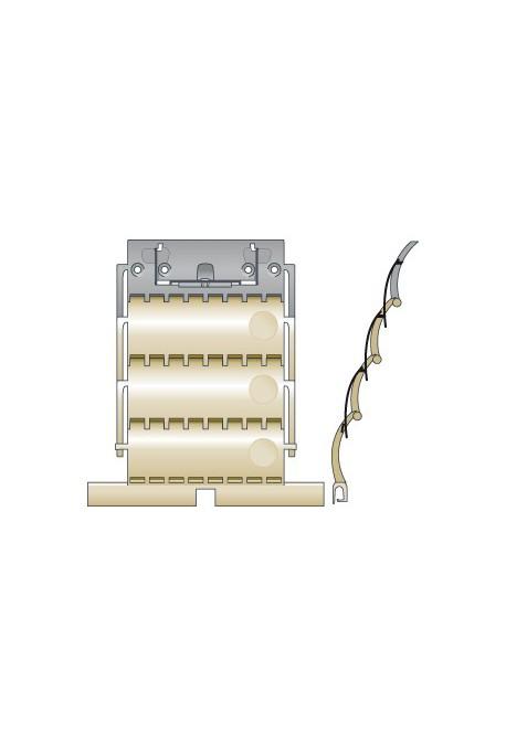 Somfy Attache rigide tablier volet roulant CLICKSUR ZF (SO 9012486)