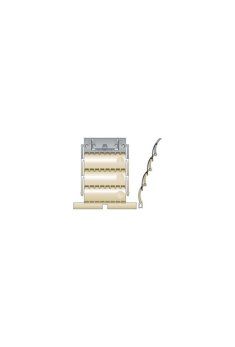 somfy attache rigide tablier volet roulant clicksur zf so 9012486 expert domotique. Black Bedroom Furniture Sets. Home Design Ideas