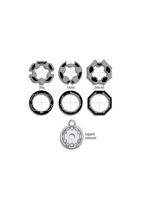 Somfy kit accessoires volet roulant coffre tunnel (so 9013087)