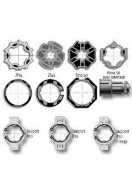 Somfy kit accessoires volet roulant bloc-baie (so 9013089)