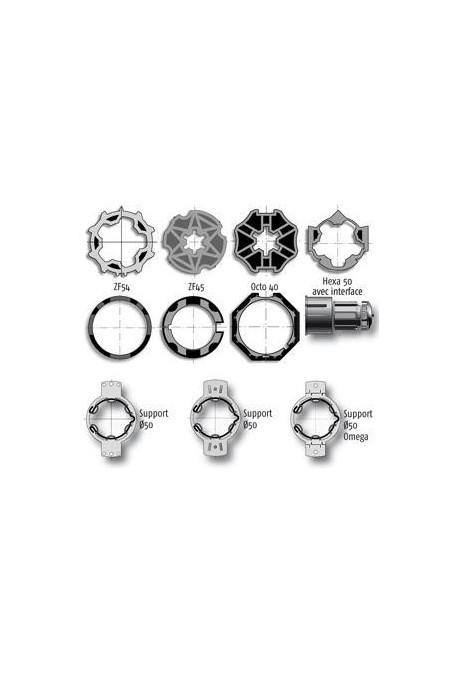 somfy kit accessoires volet roulant bloc baie so 9013089 expert domotique. Black Bedroom Furniture Sets. Home Design Ideas