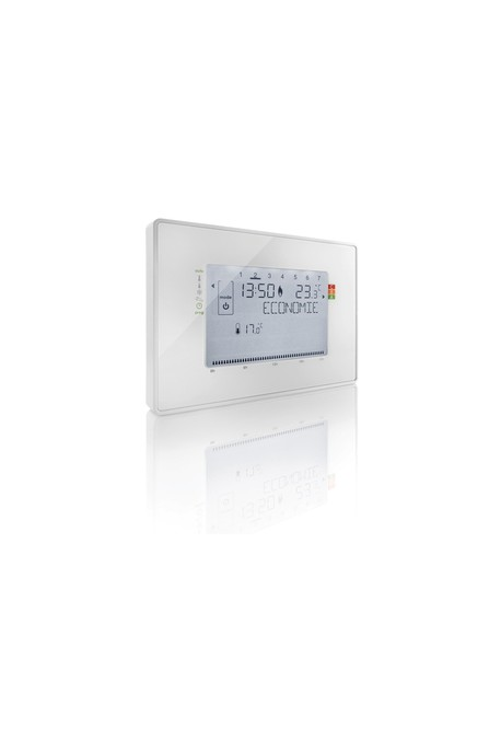 Somfy Thermostat programmable filaire contact sec (so 2401243)