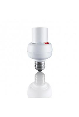 Somfy douille télécommandée on/off (so 2401096) permet d'allumer et éteindre les éclairages intérieurs avec les télécommandes RT
