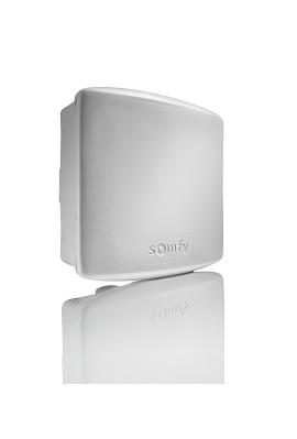 Somfy Récepteur d'éclairage étanche RTS - 500 W (so 2400583 so 1810628) à associer avec les émetteurs RTS pour lampe (500 W maxi
