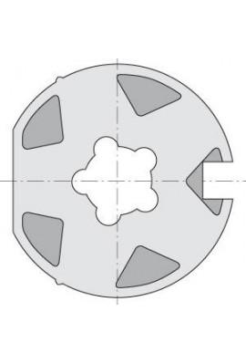 Somfy roue moteur diam.60 tube Stobag 100x1,5 (so 9013969)