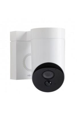 Somfy caméra de surveillance blanche outdoor extérieure (so 2401560 )