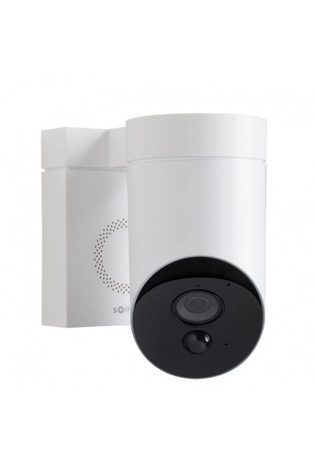 Somfy outdoor caméra blanche (so 2401560)