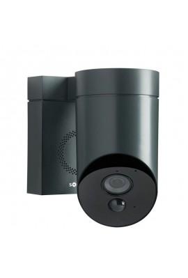 Somfy caméra outdoor extérieure de surveillance grise (so 2401563)