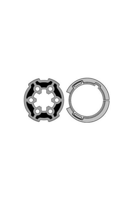 Somfy Jeu roue + couronne LS40 tube Soliso diam. 44,5 (SO 9013973)