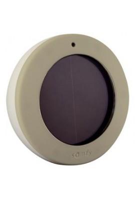 Somfy capteur autonome Sunis Wirefree RTS (so 9013075) pour toute la façade, compatible avec les stores (moteurs Orea RTS, Sunea
