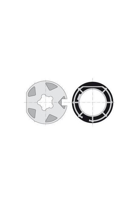 Somfy Jeu roue couronne LT60 pour tube Stobag 100 (so 9014532)