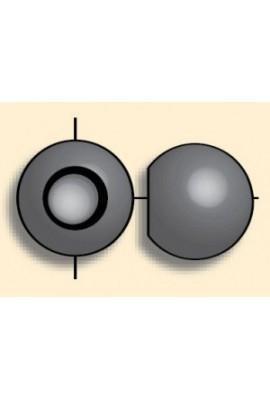 SOMFY Rotule support embout alésage ø12 (SO 9028665)