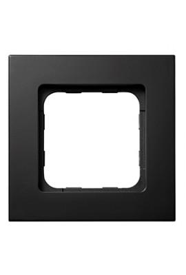 Somfy (x10) cadre Smoove noir mat (so 9015293)