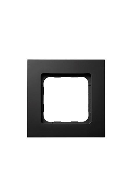 Somfy cadre Smoove noir mat (so 9015023)