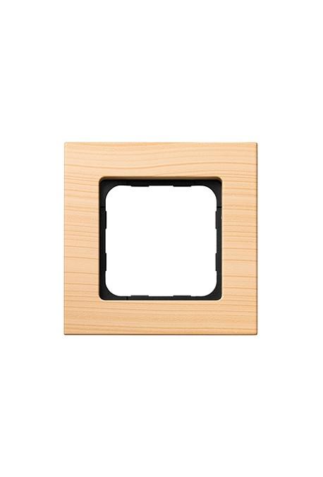 Somfy cadre Smoove bambou clair (so 9015027)