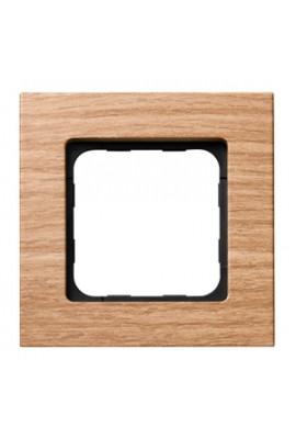 Somfy cadre Smoove bambou foncé (so 9015026)
