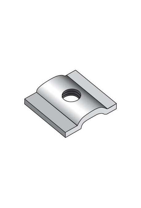 Somfy (x2) cavaliers de fixation pour eolis 3D wirefree (so 9014351u)
