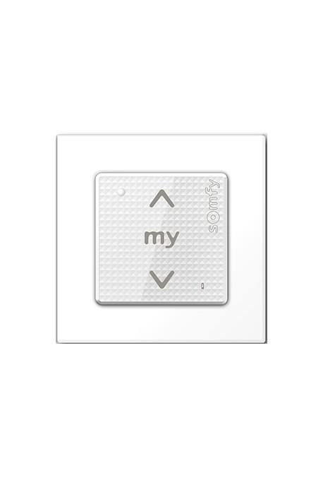 Somfy point de commande sensitif Smoove RTS blanc (so 1800327)