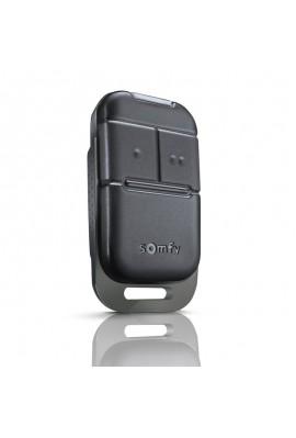 Somfy télécommande Keytis NS 2 RTS (so 2400549 so 1841026) télécommande RTS pour portail, porte de garage, volet roulant, récept