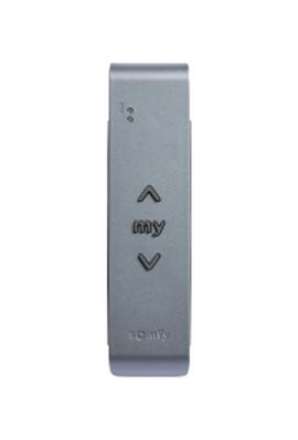 Somfy situo 1 io titane (so 1800464) télécommande io homecontrol 1 canal, individuelle ou de pièce - prix dégressif